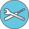 Express Support icon - Maytronics