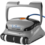 Top star  platinum - Dolphin Pool Cleaner by Maytronics